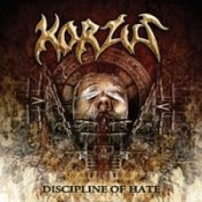 KORZUS: Discipline Of Hate