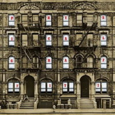 "LED ZEPPELIN: Exklusiver Event zu ""Physical Graffiti"" im Livestream bei Yahoo"