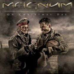 MAGNUM: On Christmas Day [Vinyl-/Download-Single]
