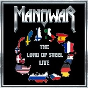 MANOWAR: The Lord Of Steel Live [EP]