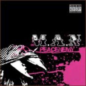 M.A.N:: neues Album ´Peacenemy´