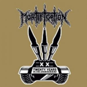 MORTIFICATION: 20 Years In The Underground [2CD]