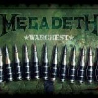 MEGADETH: Warchest [Boxset]