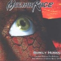MELIAH RAGE: Barely Human (2-CD)
