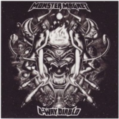 MONSTER MAGNET: 4-Way Diablo