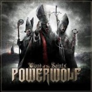 POWERWOLF: Cover & Tracklist von ´Blood Of The Saints´  & Tour im Herbst