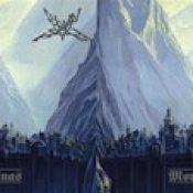 PSYCHOMANTUM / NACHTMAHR: Minas / Morgul (Split) (Eigenproduktion)
