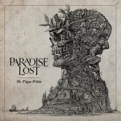 "PARADISE LOST: Konzert mit Songs von ""The Plague Within"""