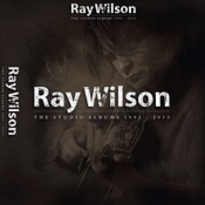 RAY WILSON: The Studio Albums (1993-2013)[8CD-Box]
