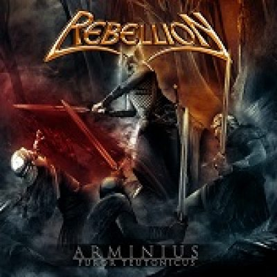 REBELLION: Songs von ´Arminius – Furor Teutonicus´ online