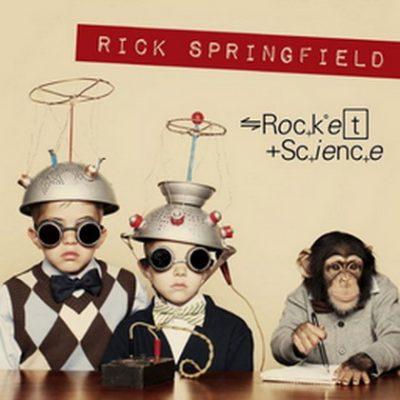 RICK SPRINGFIELD: Rocket Science