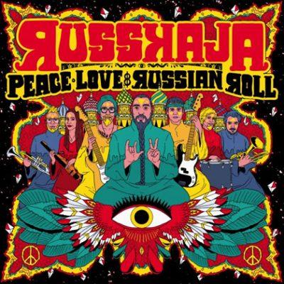 RUSSKAJA: Peace, Love and Russian Roll