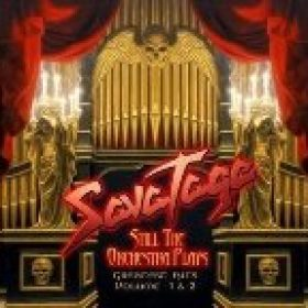 SAVATAGE: Still The Orchestra Plays (Greatest Hits Vol.1 & 2) 2CD+DVD