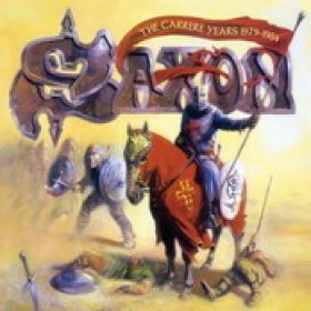 SAXON: The Carrere Years 1979-1984 [4CD-Box-Set]
