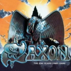 SAXON: The EMI Years (1985-1988) [4CD]