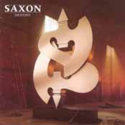SAXON: Destiny [Re-Release]