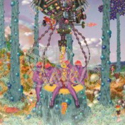 SPIDERGAWD: Spidergawd [Vinyl-LP + CD]
