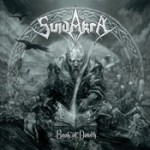 SUIDAKRA: Cover & Tracklist von ´Book Of Dowth´