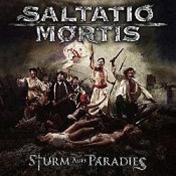 SALTATIO MORTIS: Sturm Aufs Paradies
