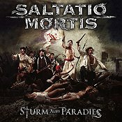 SALTATIO MORTIS: Sturm Aufs Paradies