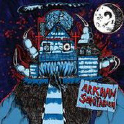 TORTURED SPIRIT: Arkham Sanitorium