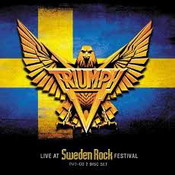 TRIUMPH: Live At Sweden Rock Festival [CD/DVD]