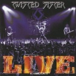 TWISTED SISTER: Live At Hammersmith [Re-Release][2-CD]