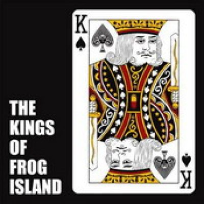 THE KINGS OF FROG ISLAND: The kings of frog island