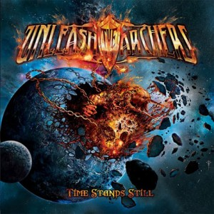 UNLEASH THE ARCHERS: Time Stands Still