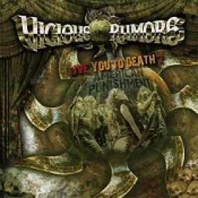 VICIOUS RUMORS: Live You To Death 2 – American Punishment