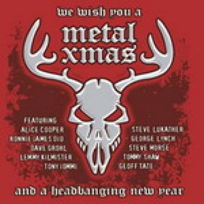 V.A.: We wish you a metal x-mas