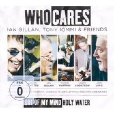 WHOCARES: Out Of My Mind [CD/Vinyl-Single]