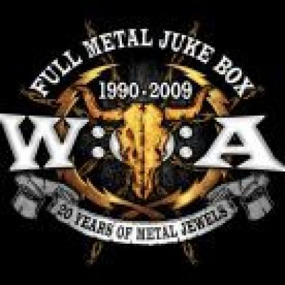 V.A.: WOA – Full Metal Juke Box — 20 Years Of Metal Jewels [3-CD]