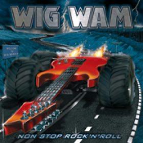WIG WAM: Non Stop Rock `n` Roll
