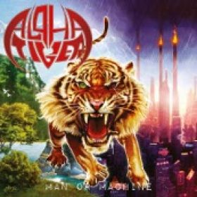 ALPHA TIGER: Man Or Machine