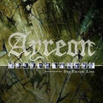 AYREON: Day Eleven: Love [Maxi-CD]