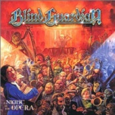 BLIND GUARDIAN: In den Charts