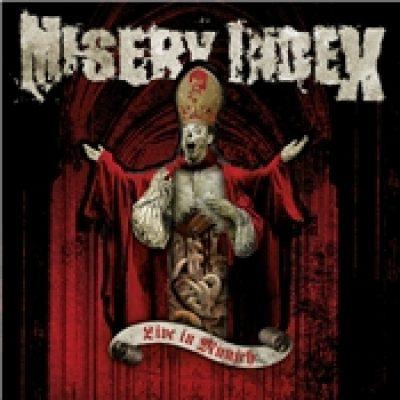 MISERY INDEX: Live In Munich
