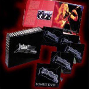 JUDAS PRIEST: Metalogy (4-CD-Boxset + Bonus-DVD)