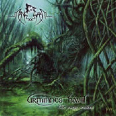 MÅNEGARM: Urminnes Hävd – The Forest Sessions [Mini-CD]