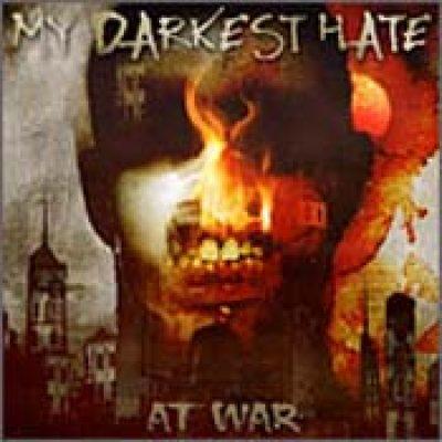MY DARKEST HATE: At War