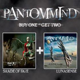 PANTOMMIND: Shade Of Fate & Lunasense