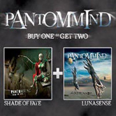 PANTOMMIND: Shade Of Fate & Lunasense