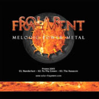 SOLAR FRAGMENT: Promo 2005 [Eigenproduktion]