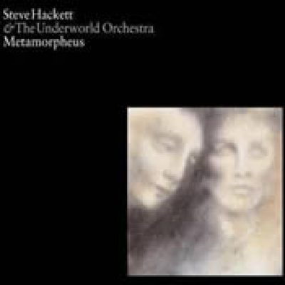 STEVE HACKETT & THE UNDERWORLD ORCHESTRA: Metamorpheus