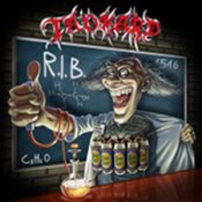 "TANKARD:  Cover & Tracklist von  ""R.I.B."""