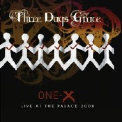 THREE DAYS GRACE: One-X / Live At The Palace