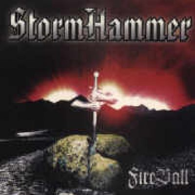 STORMHAMMER: Fire Ball