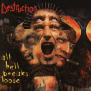 DESTRUCTION: All hell breaks loose (Wings)