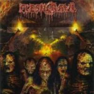 FLESHCRAWL: As Blood rains from the Sky – we walk an endless Path of Fire